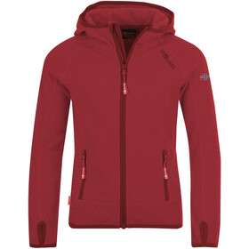 TROLLKIDS Sandefjord Jacket Girls dark rose